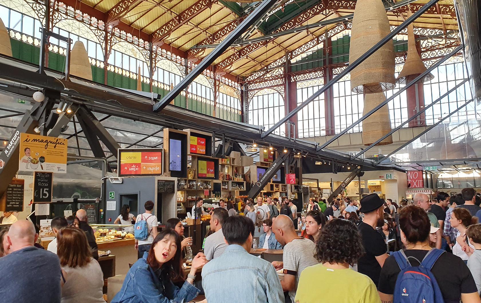 Florence Mercato Centrale: A Tour of Tastes