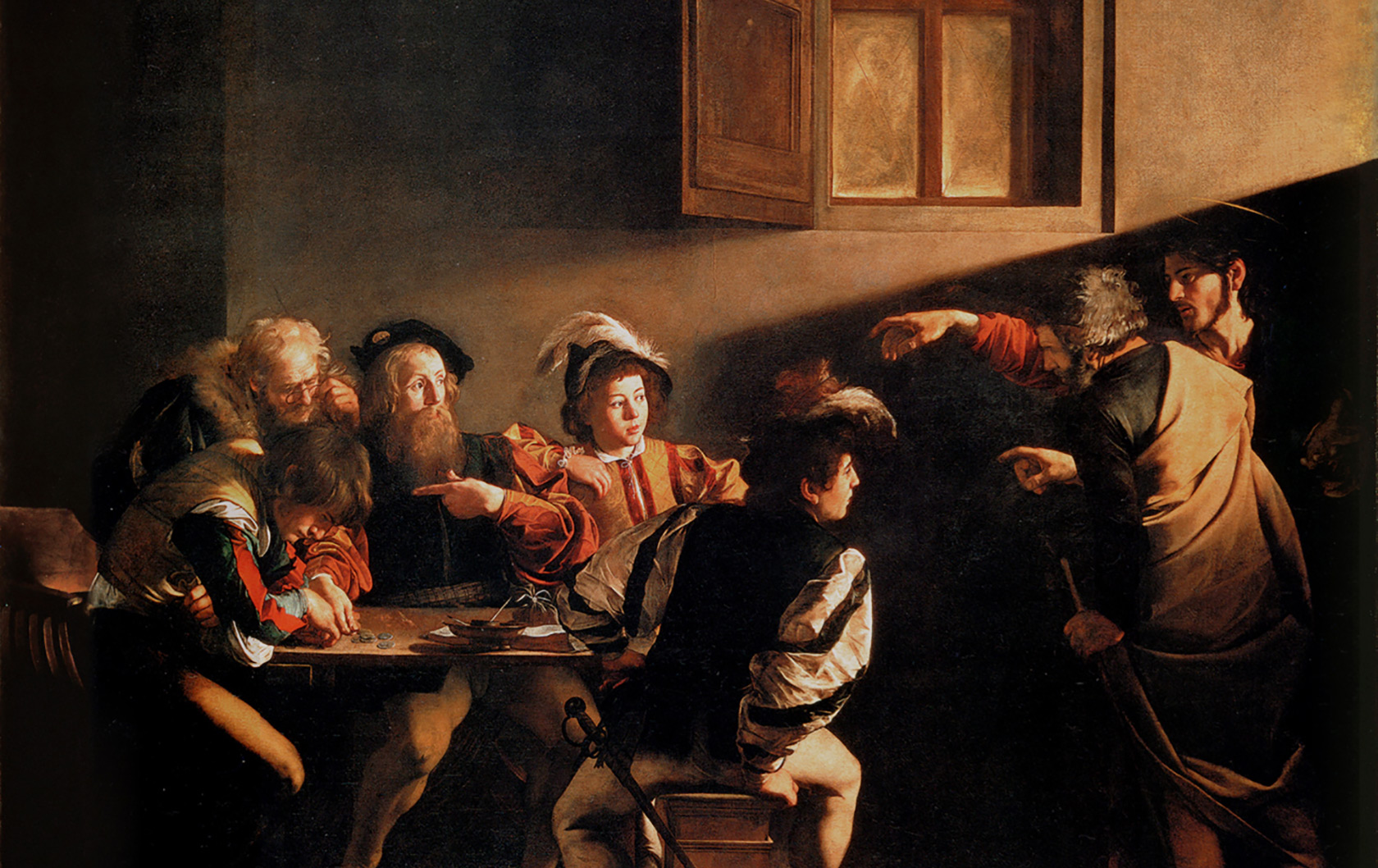 Every Caravaggio Painting in Rome