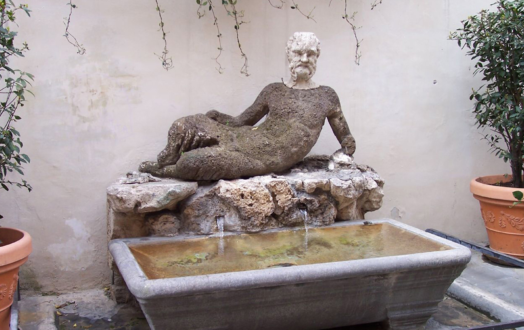 Pasquino, the Talking Statue, and his Congress of Wits