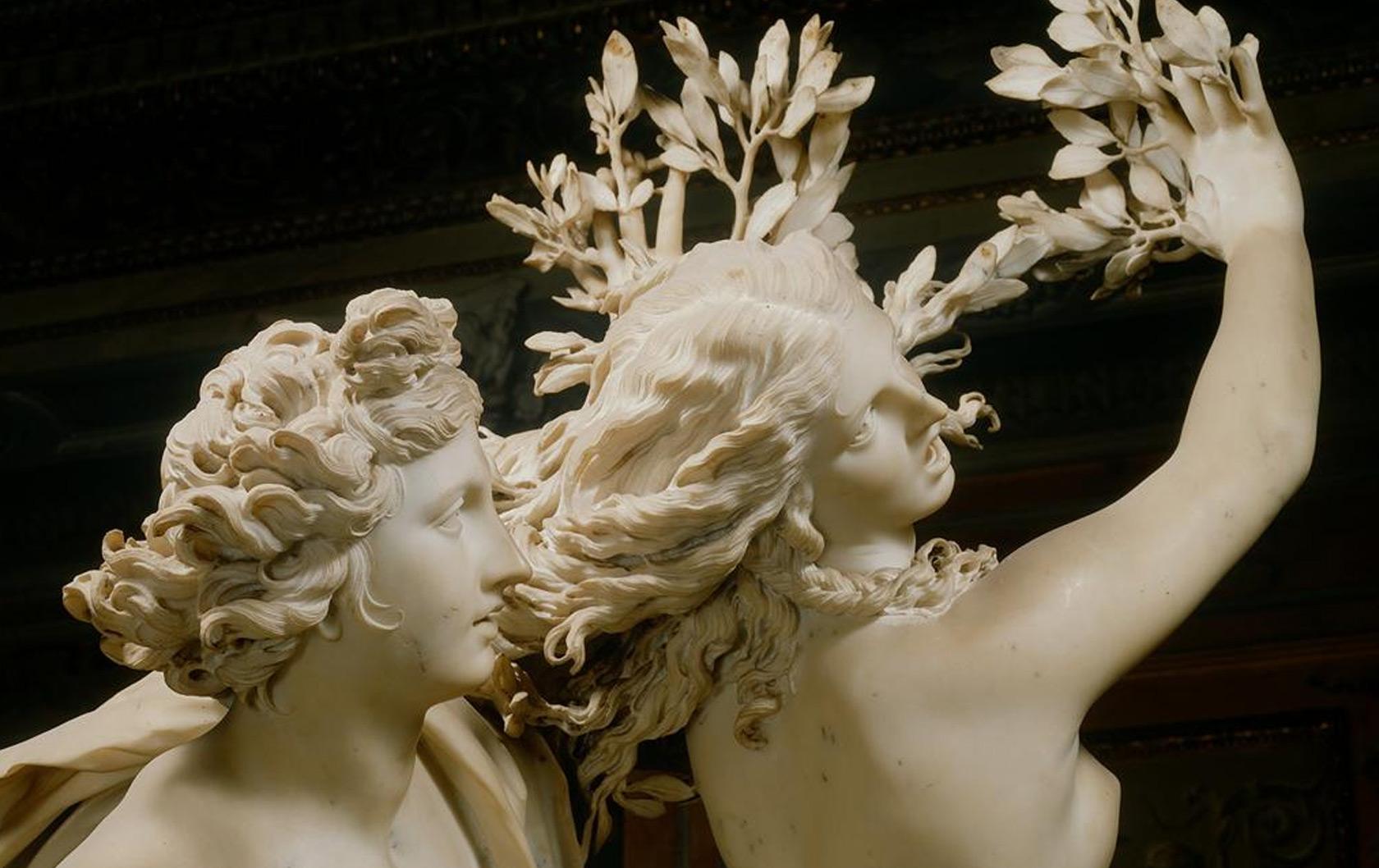 Bernini's Apollo and Daphne: Unrequited Love