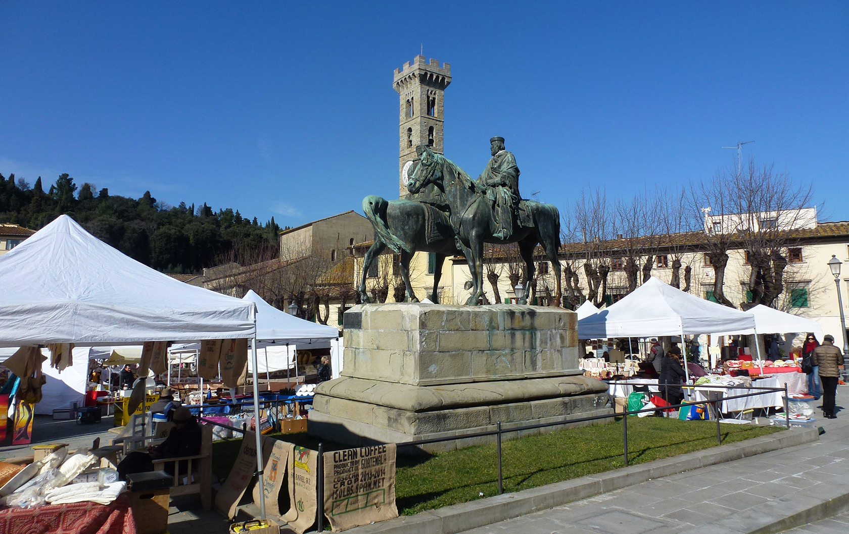 Fiesole, the Crown of Florence
