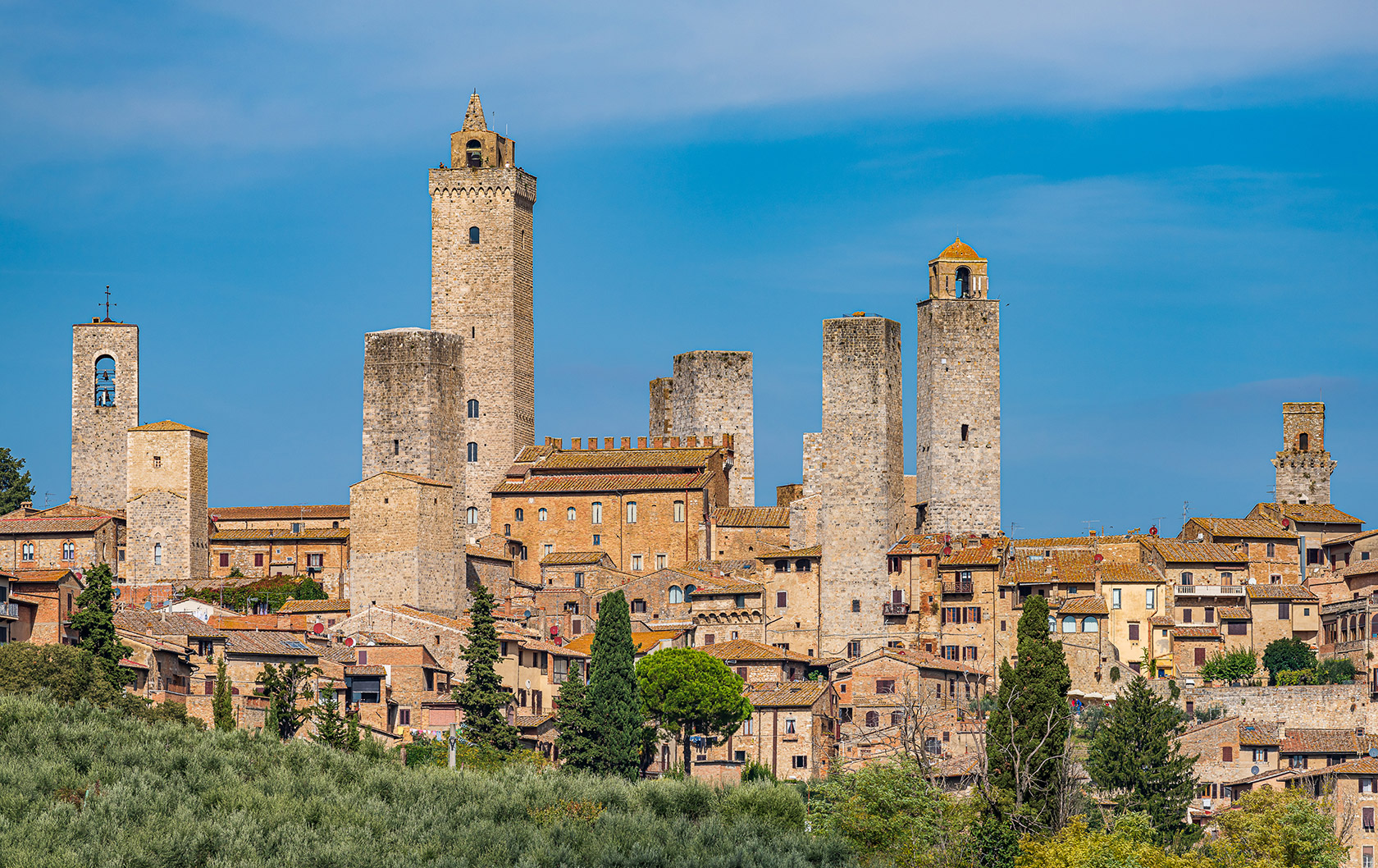 Five Great Day Trips from Florence Italy