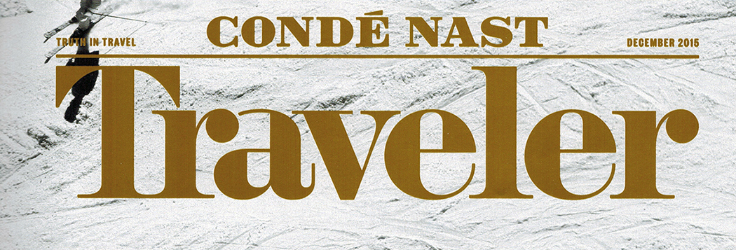 Conde Nast Traveler Magazine Names Italy Perfect Top Rental Agent for Florence