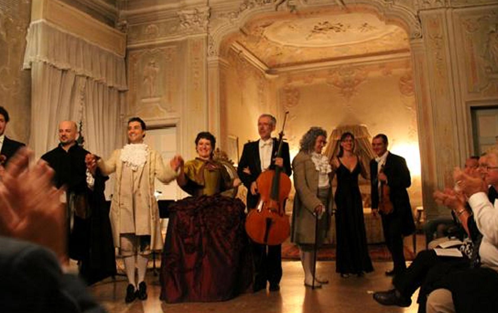 Venice Pleasure: Musica a Palazzo