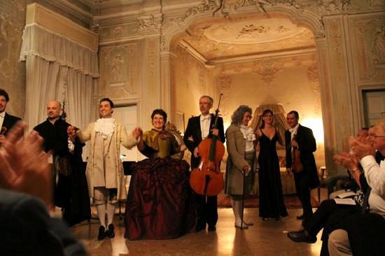 Venice Pleasure: Musica a Palazzo - Italy Perfect Travel Blog