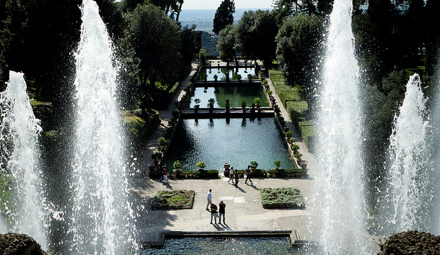 Villa Deste Italy