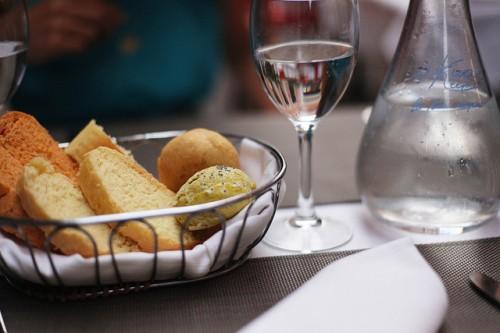 Bread Basket in Rome