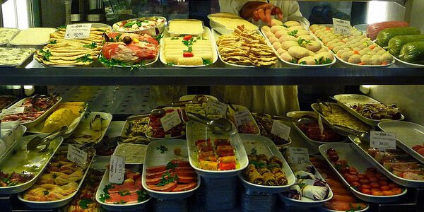 Practical Food tour of Italy from Rome