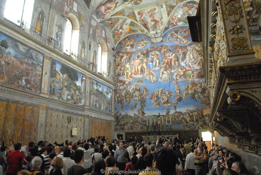 Five rome sites to book ahead italy perfect travel blog for Exterieur chapelle sixtine