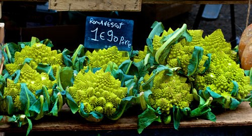 Broccoli-Romanescu