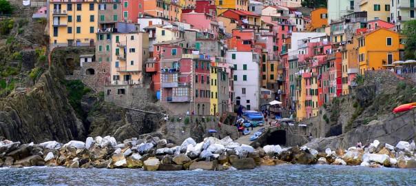 Riomaggiore Italy Car Parking