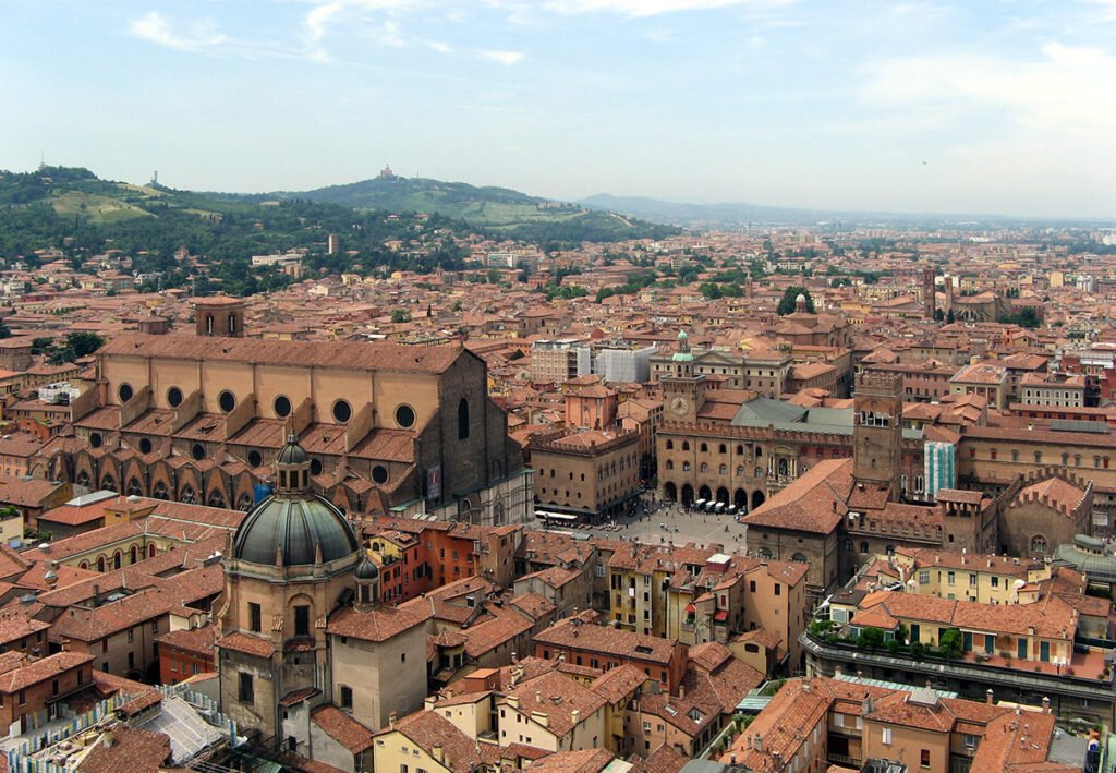 Travel to Florence and Bologna Italy