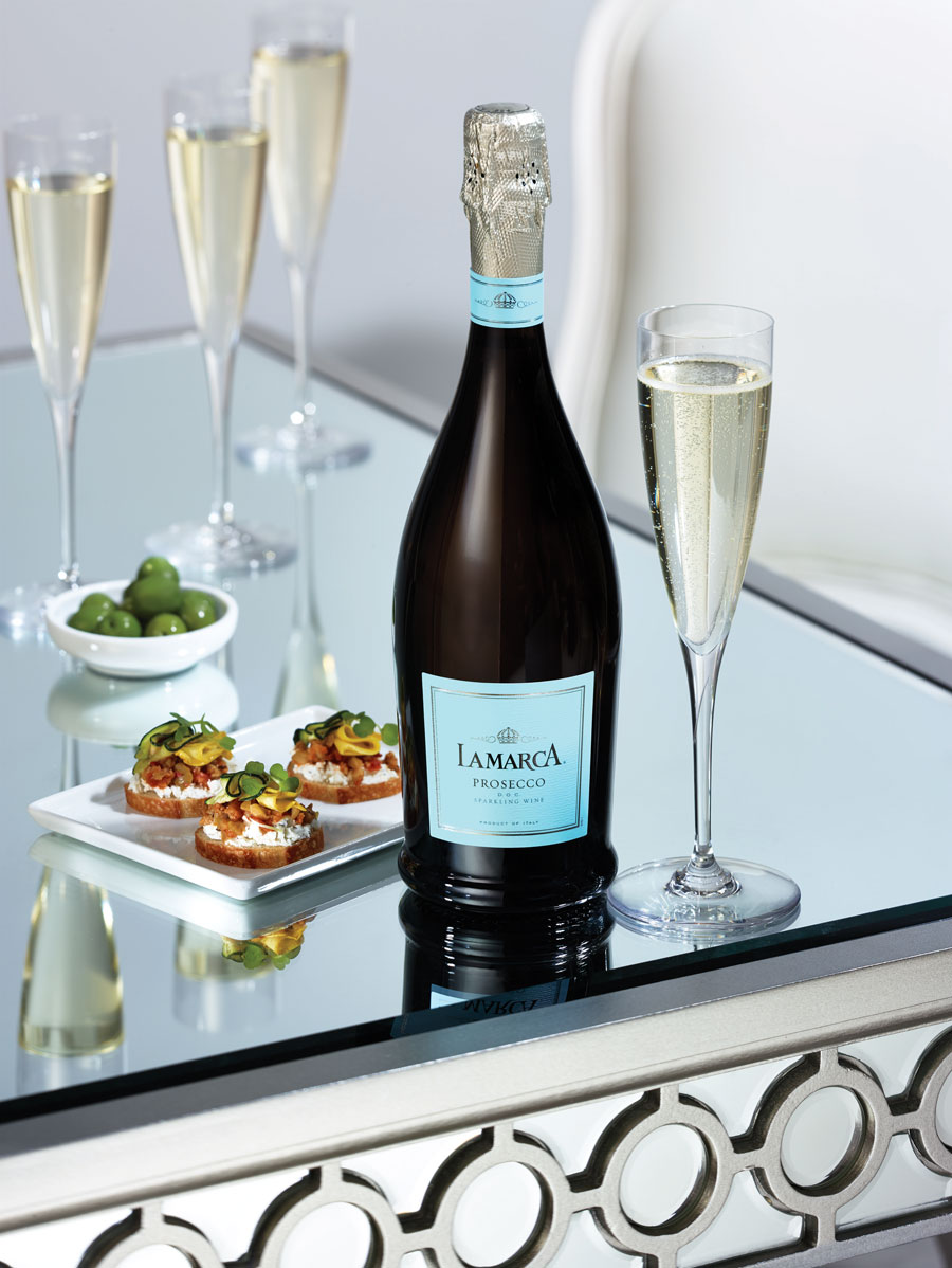 Prosecco-Toasts