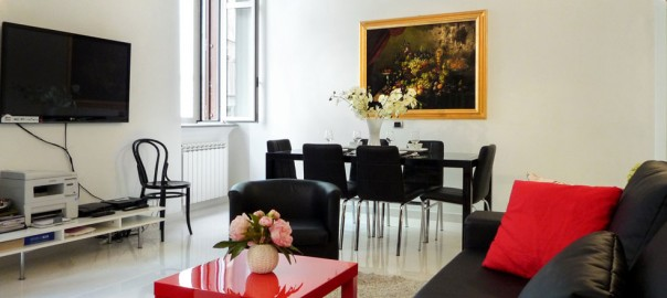 Family Vacation Rental Rome
