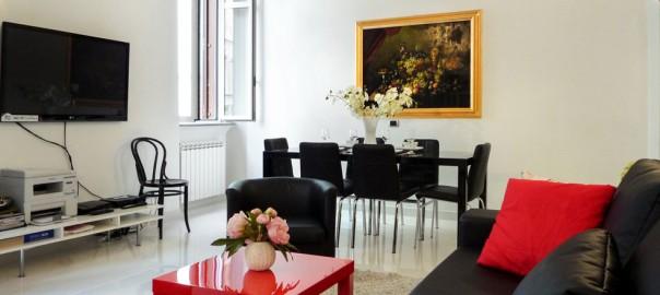 Family Vacation Rental Rome