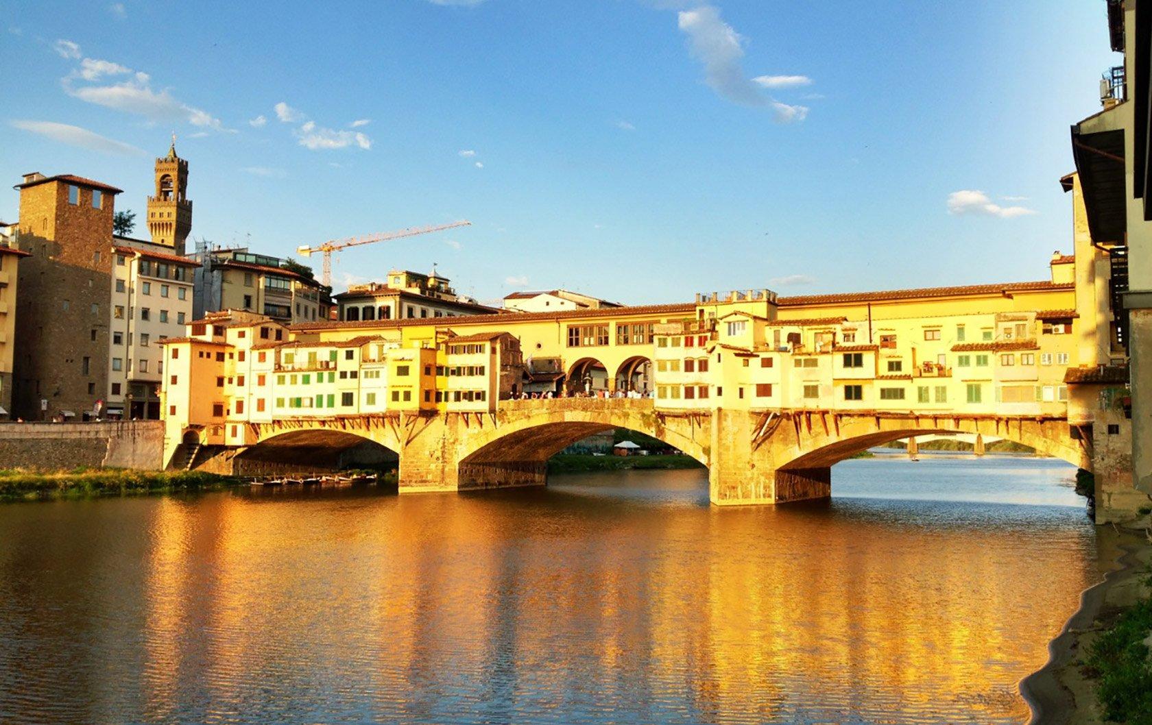 Florence's Bridge of Gold: Ponte Vecchio