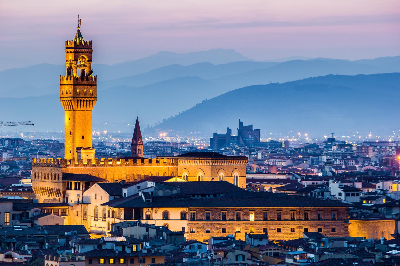 Art In Food Florence Italy Menu
