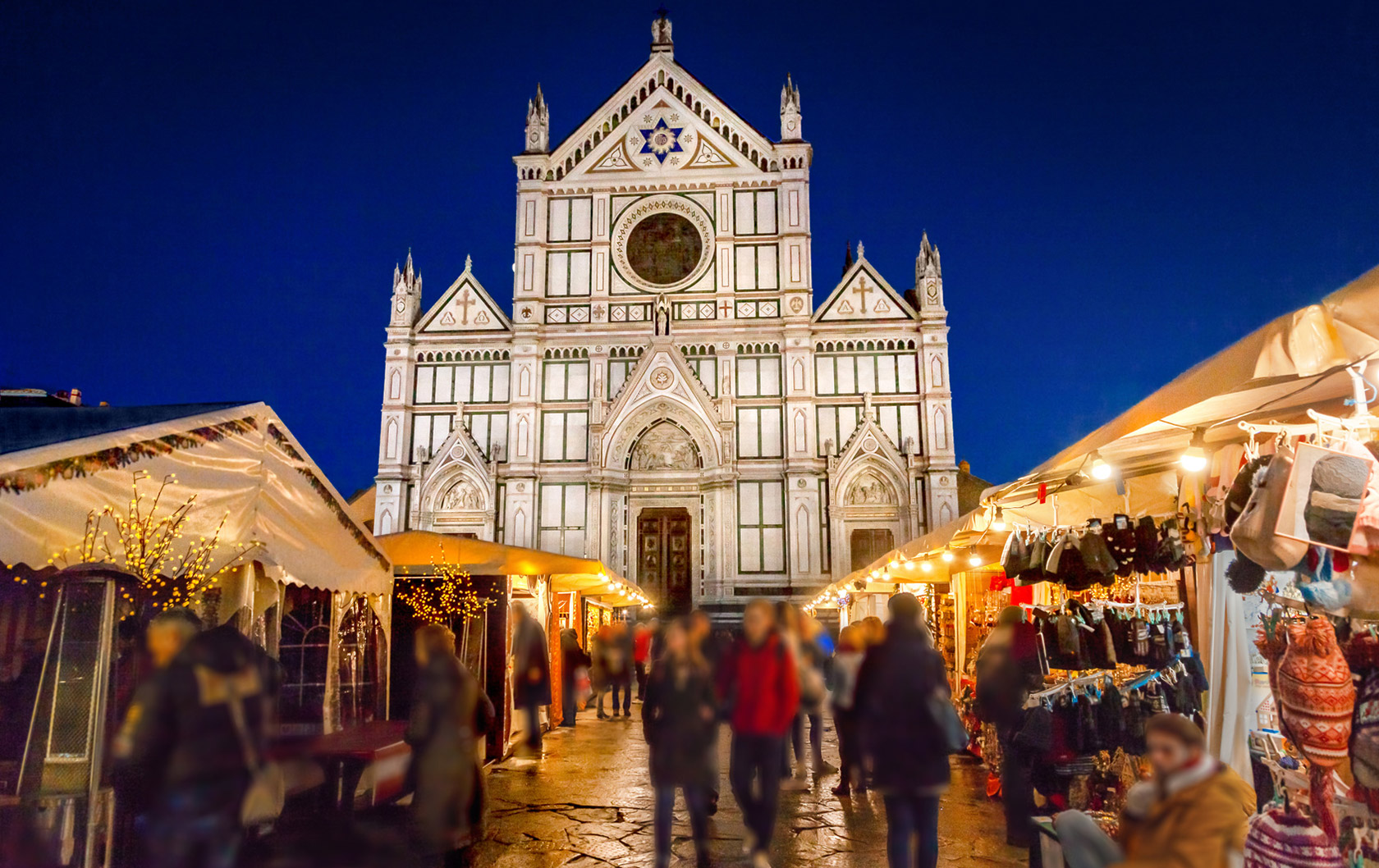 Chestnuts Roasting…Plan Your Florence Christmas Holiday Now