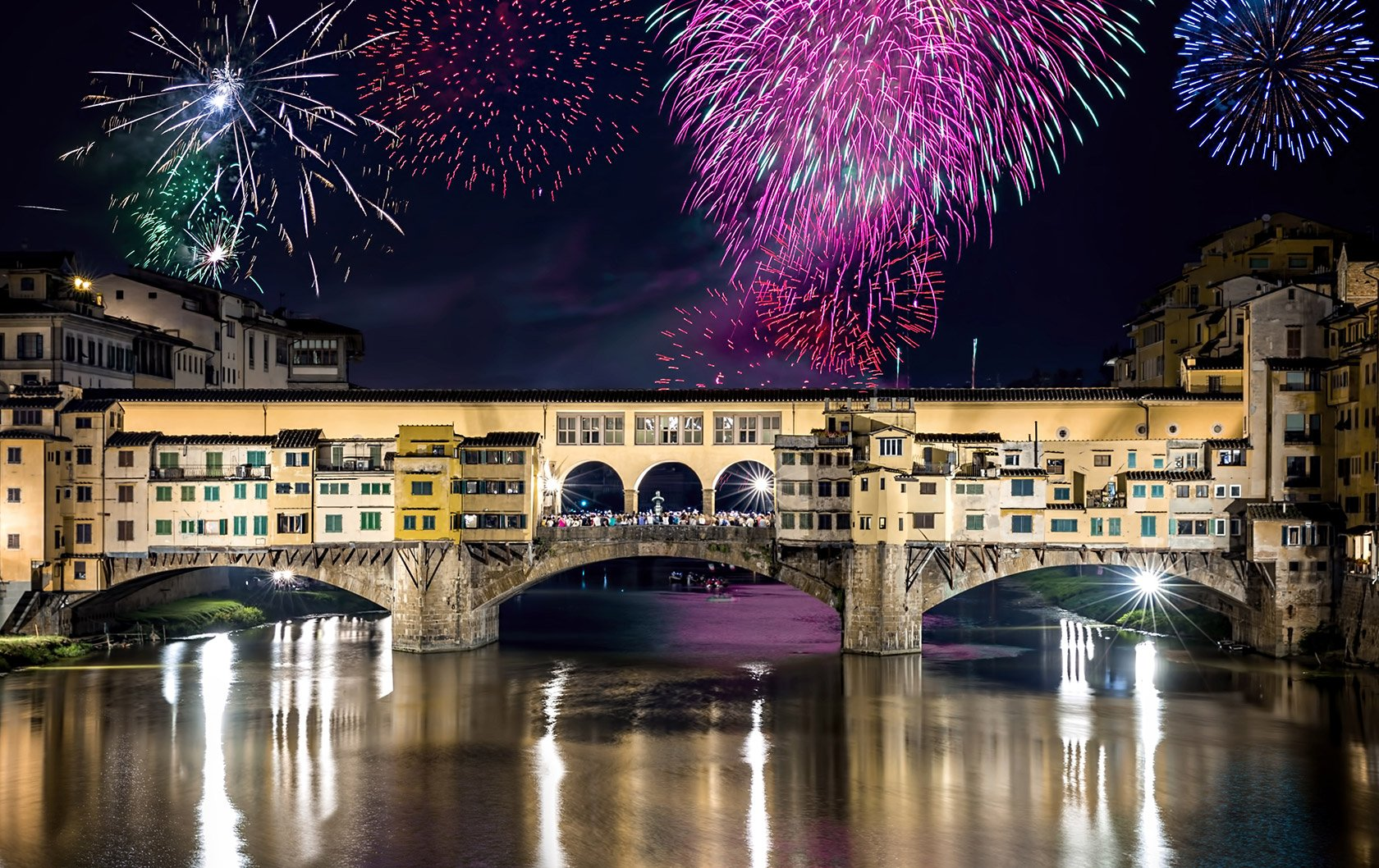 Magical Holiday Celebrations in Florence