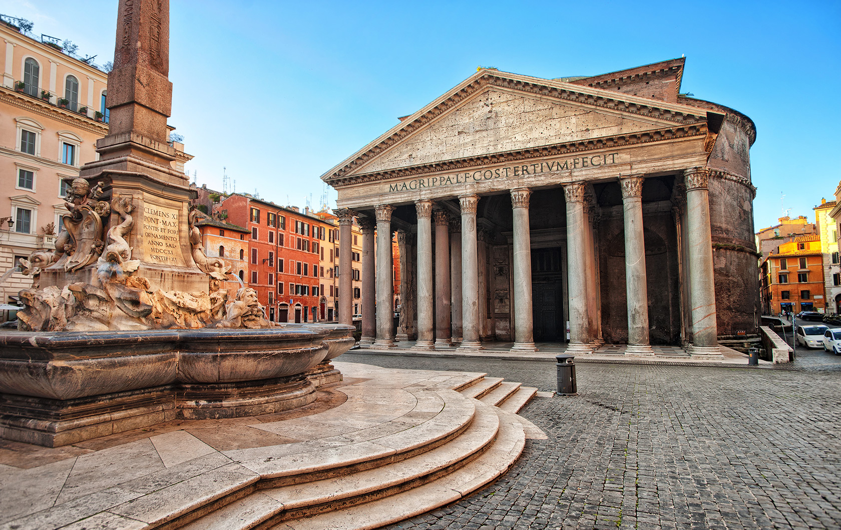 4 Great Stops when Visiting the Pantheon