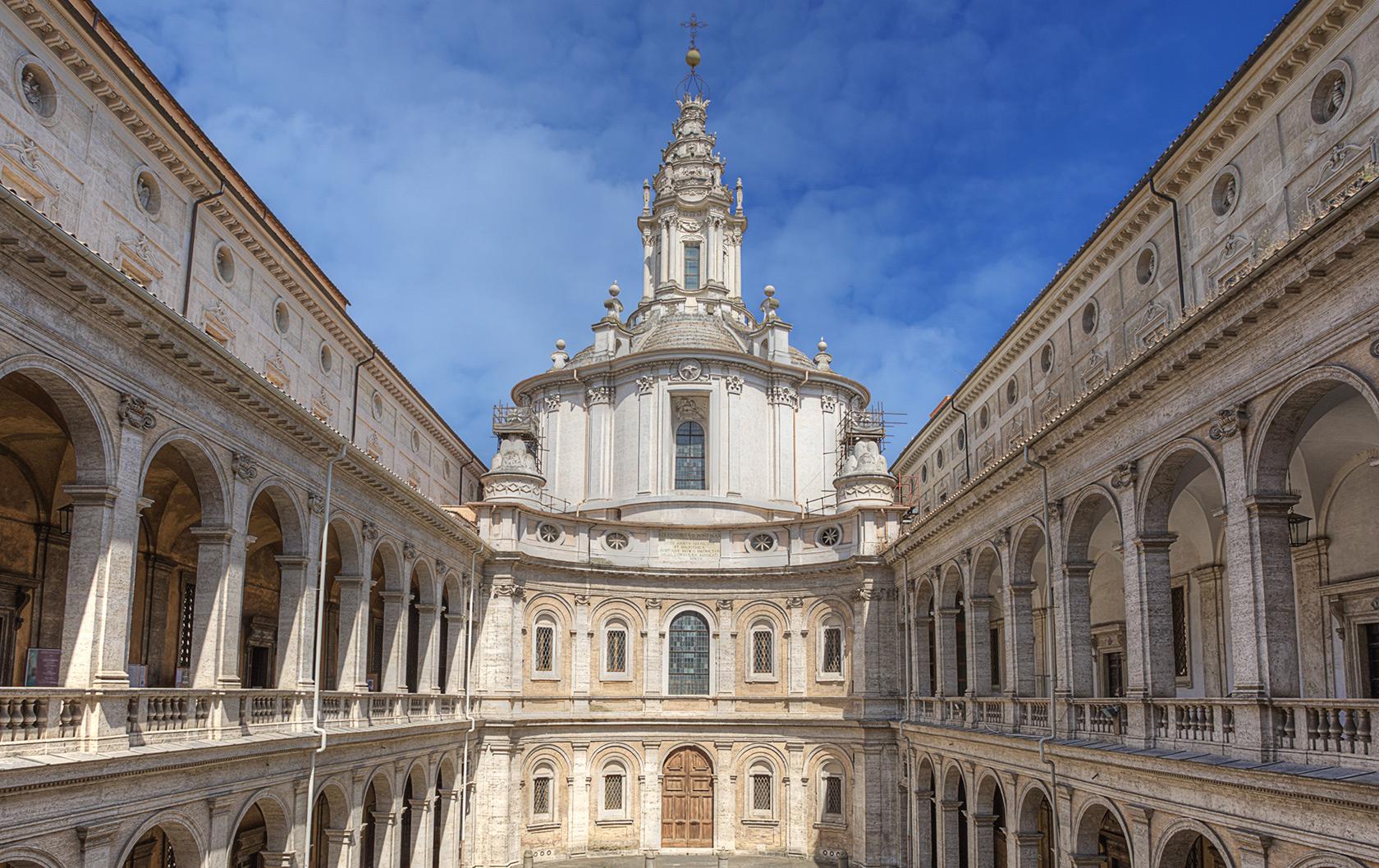 Architects at War – Bernini versus Borromini