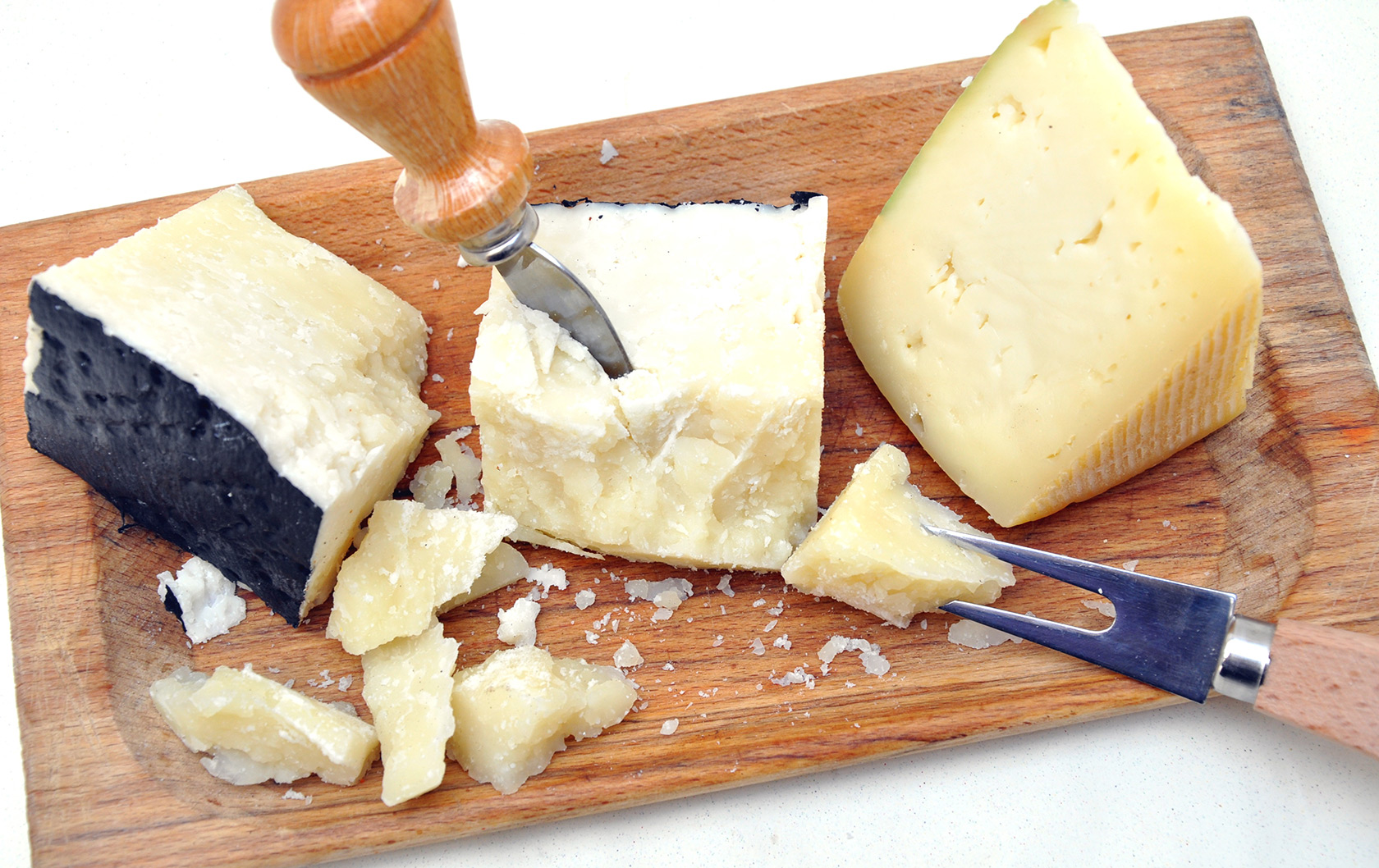5 Great Italian Cheeses You Will Love