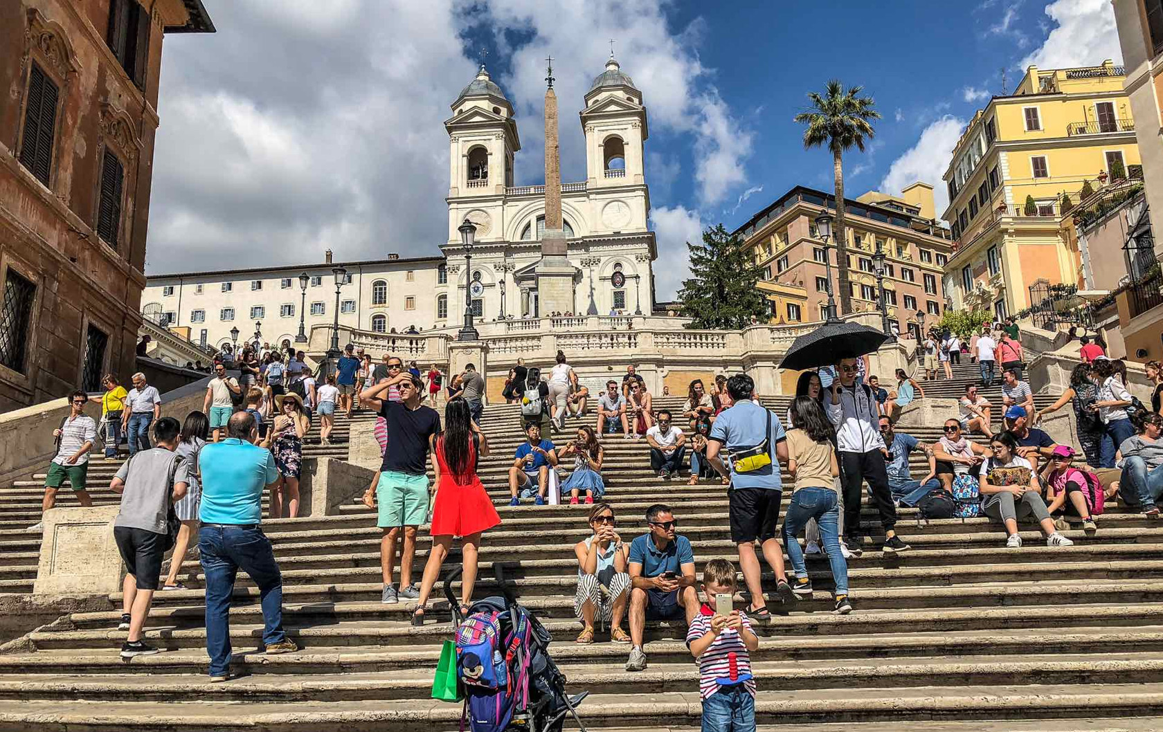 A Roman Holiday: Staying near the Spanish Steps in the Sabini Sistina Apartment