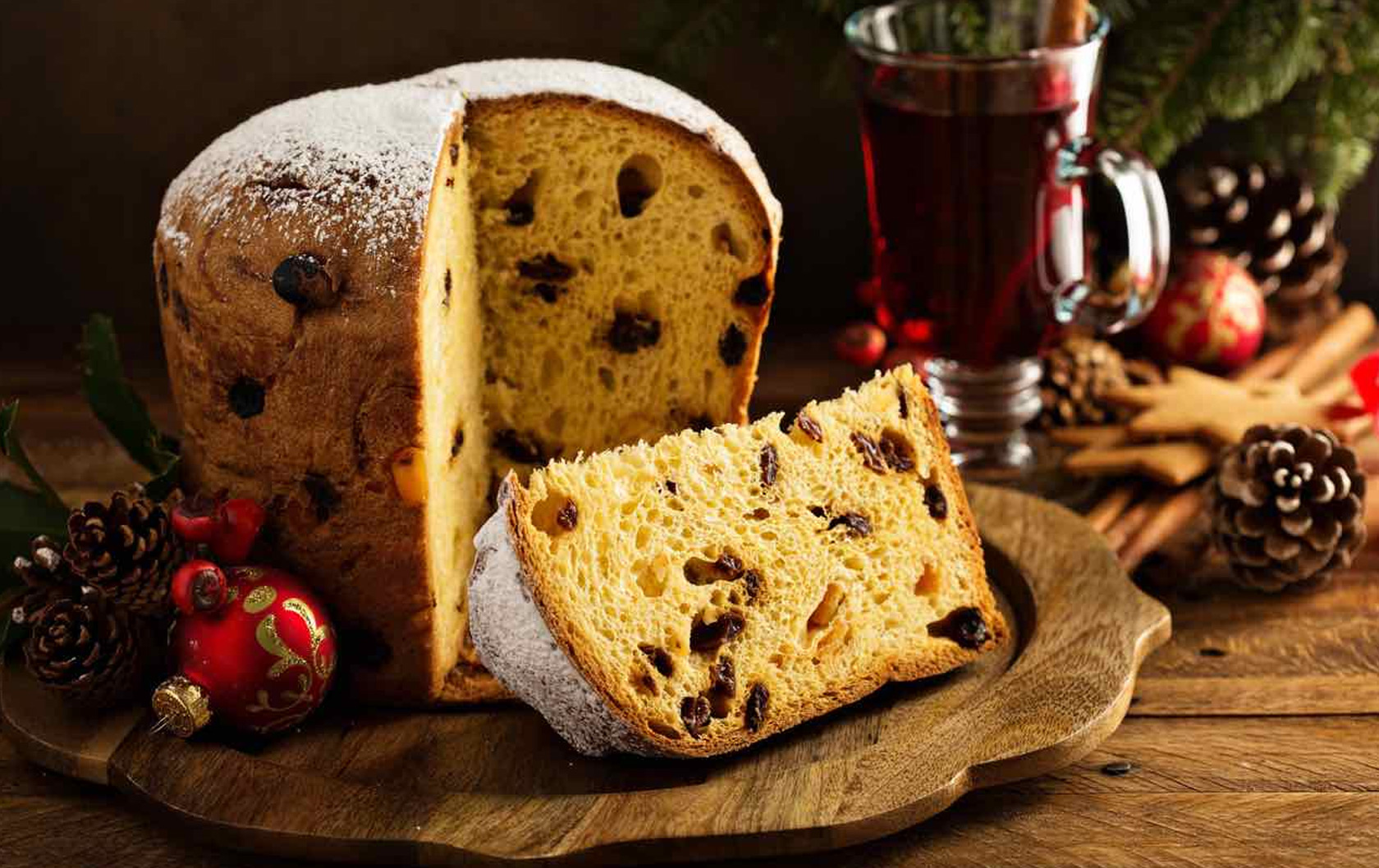 Three Christmas Traditions in Italy: Food, Family and that Weird Bread
