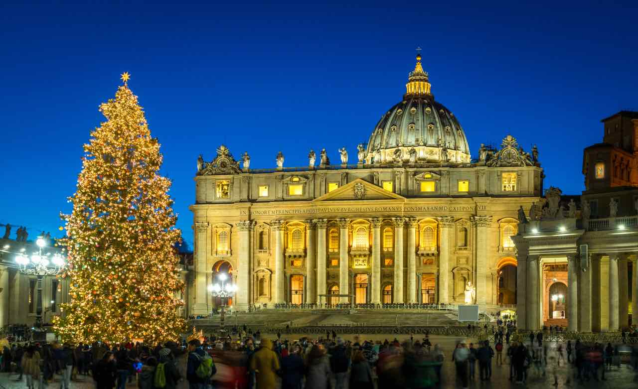 Christmas Traditions in Italy by Italy Perfect Saint Peter's Christmas Rome