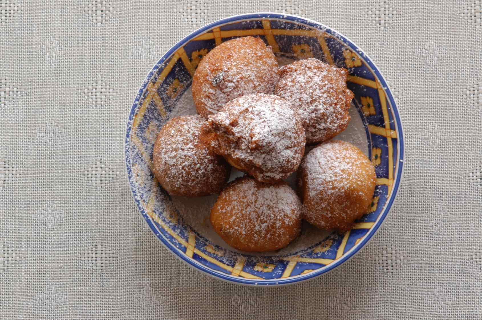 Traditional Foods in Venice by Italy Perfect Fritole