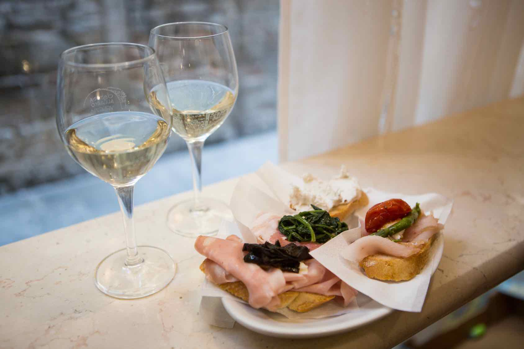 Traditional Foods in Venice by Italy Perfect Cicchetti