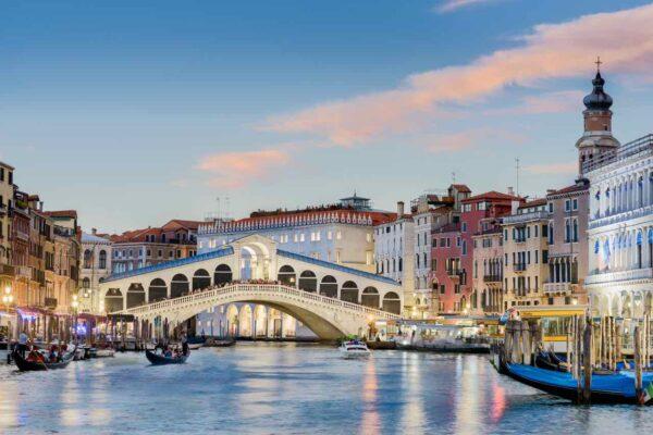 Traditional Foods in Venice by Italy Perfect Venice Rialto Bridge