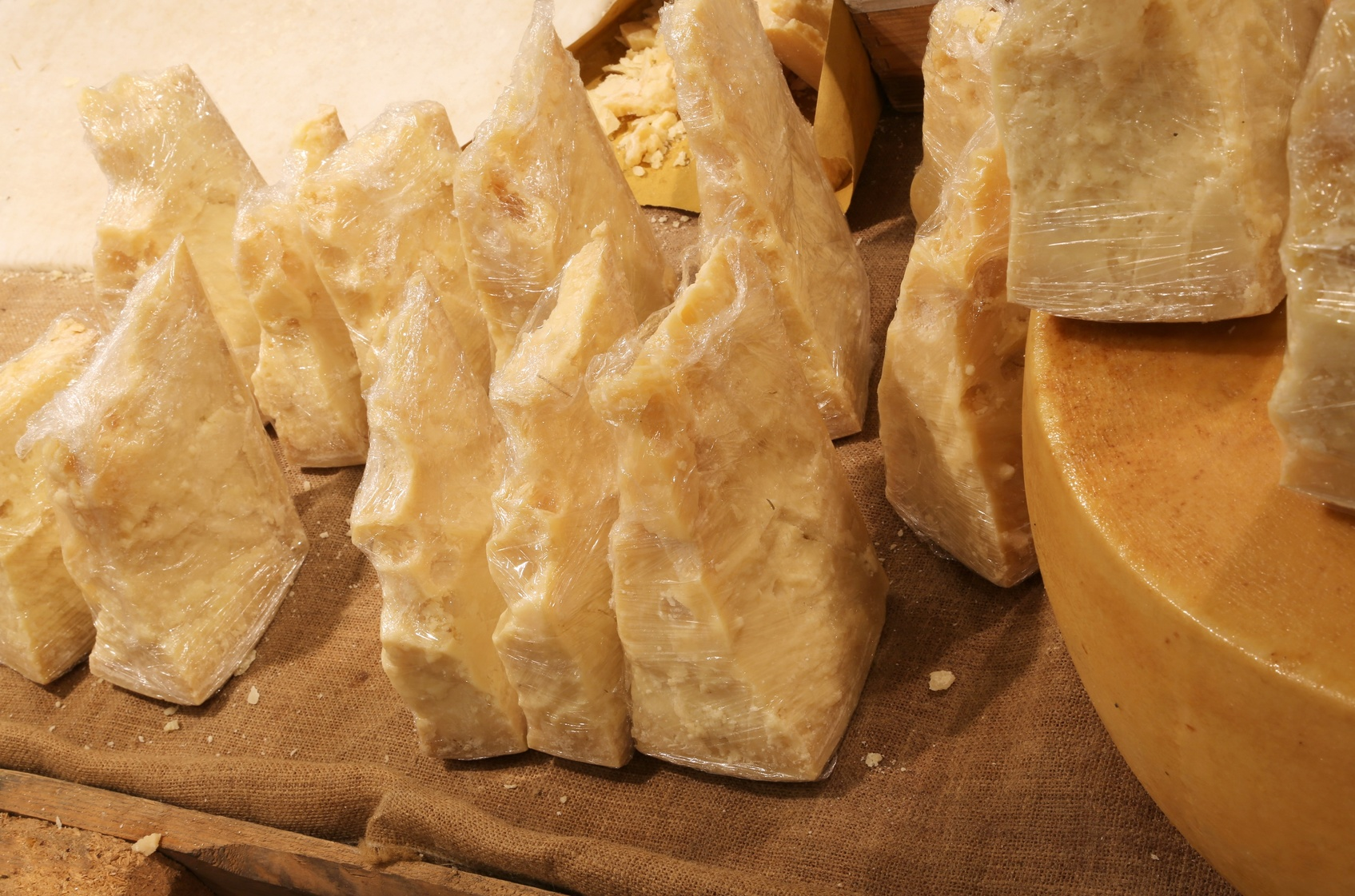 3 Things You Should Know about Emilia Romagna by Italy Perfect Parmesean cheese