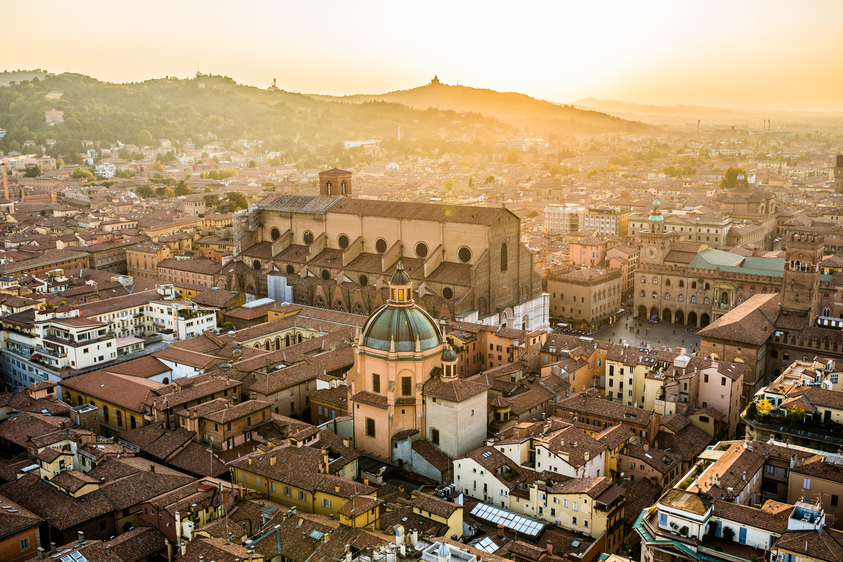 3 Things You Should Know about Emilia Romagna by Italy Perfect Bologna at Sunset