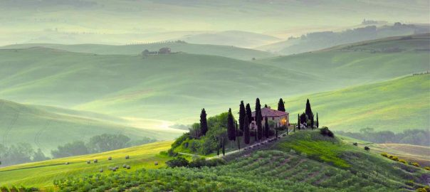 Romantic Experiences in Italy: Beyond the Gondola Ride by Italy Perfect Tuscany Countryside