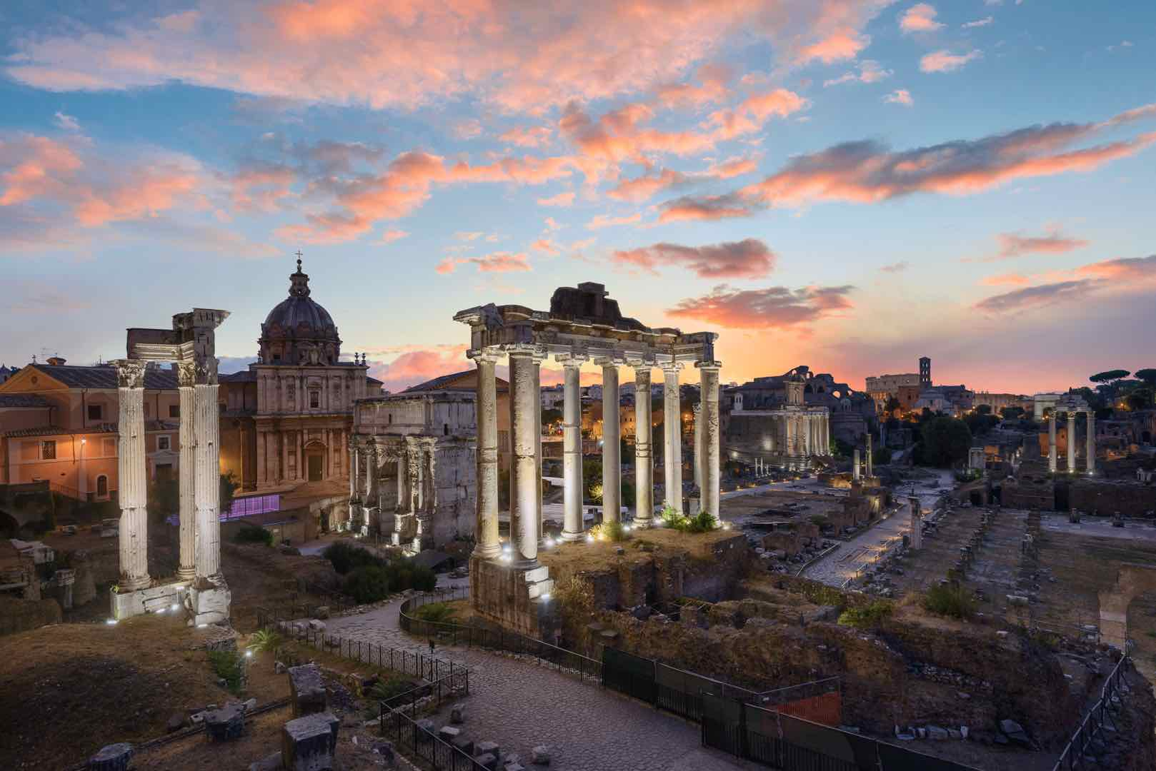 Incredible UNESCO Sites in Italy for your Itinerary by Italy Perfect Roman Forum