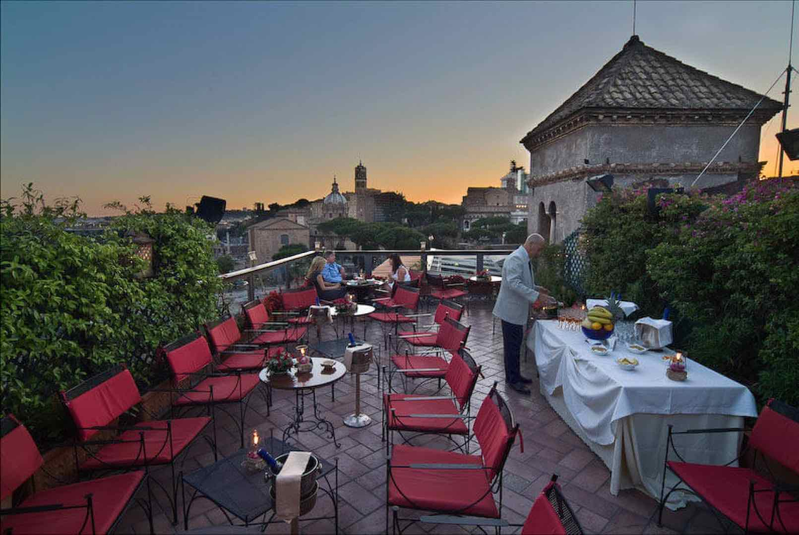 Forum Bar Rooftop Rome