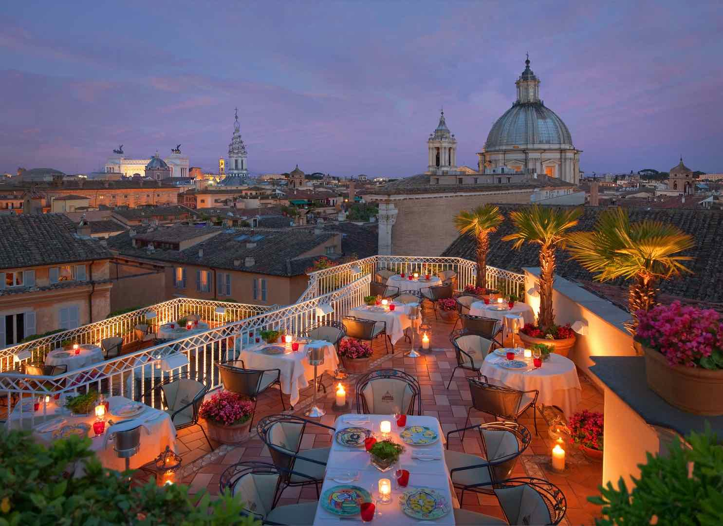 Mater Terrae Rooftop Rome