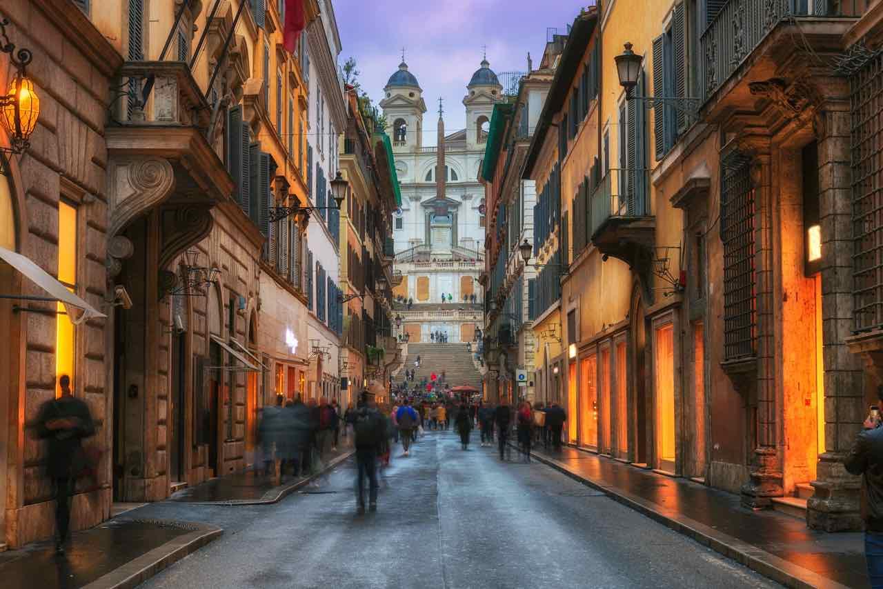 Spainsh Steps Rome