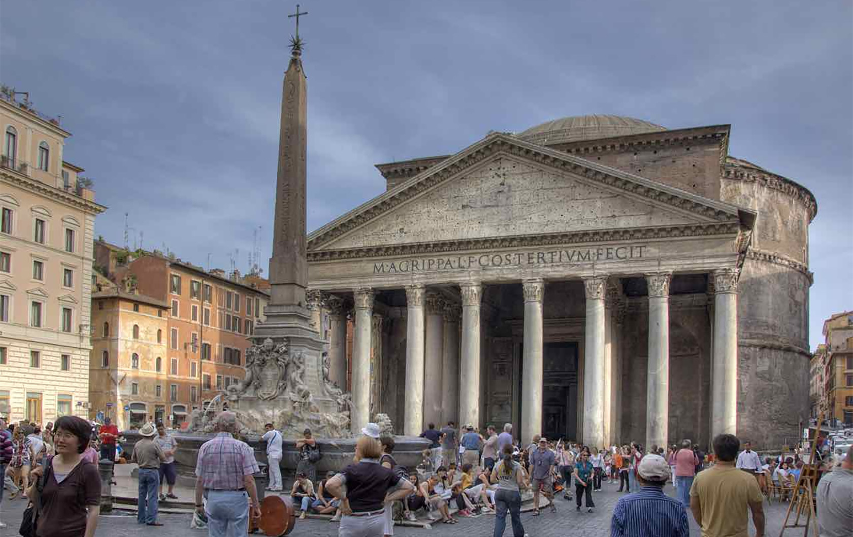 Rainy Day in Rome? Five Great Ways to Enjoy the Experience