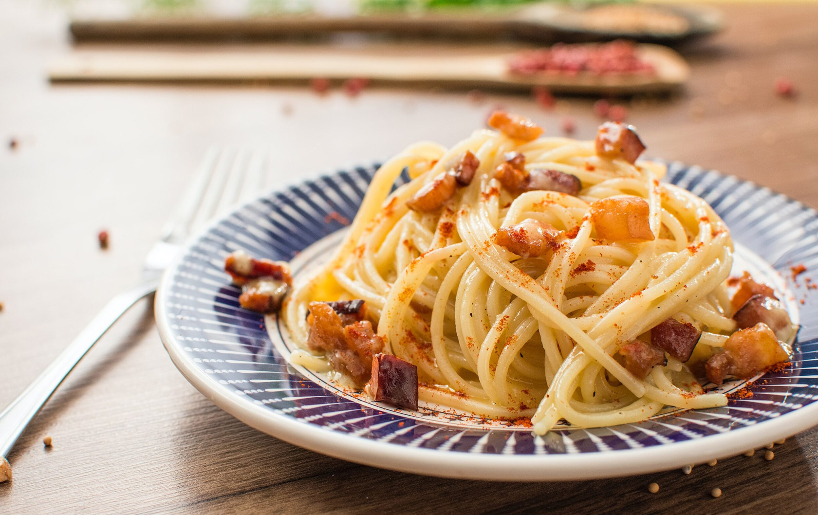 Spaghetti Carbonara – Ultimate Comfort Food