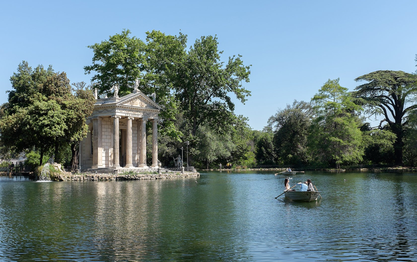 Rome's Most Beautiful Parks and Gardens