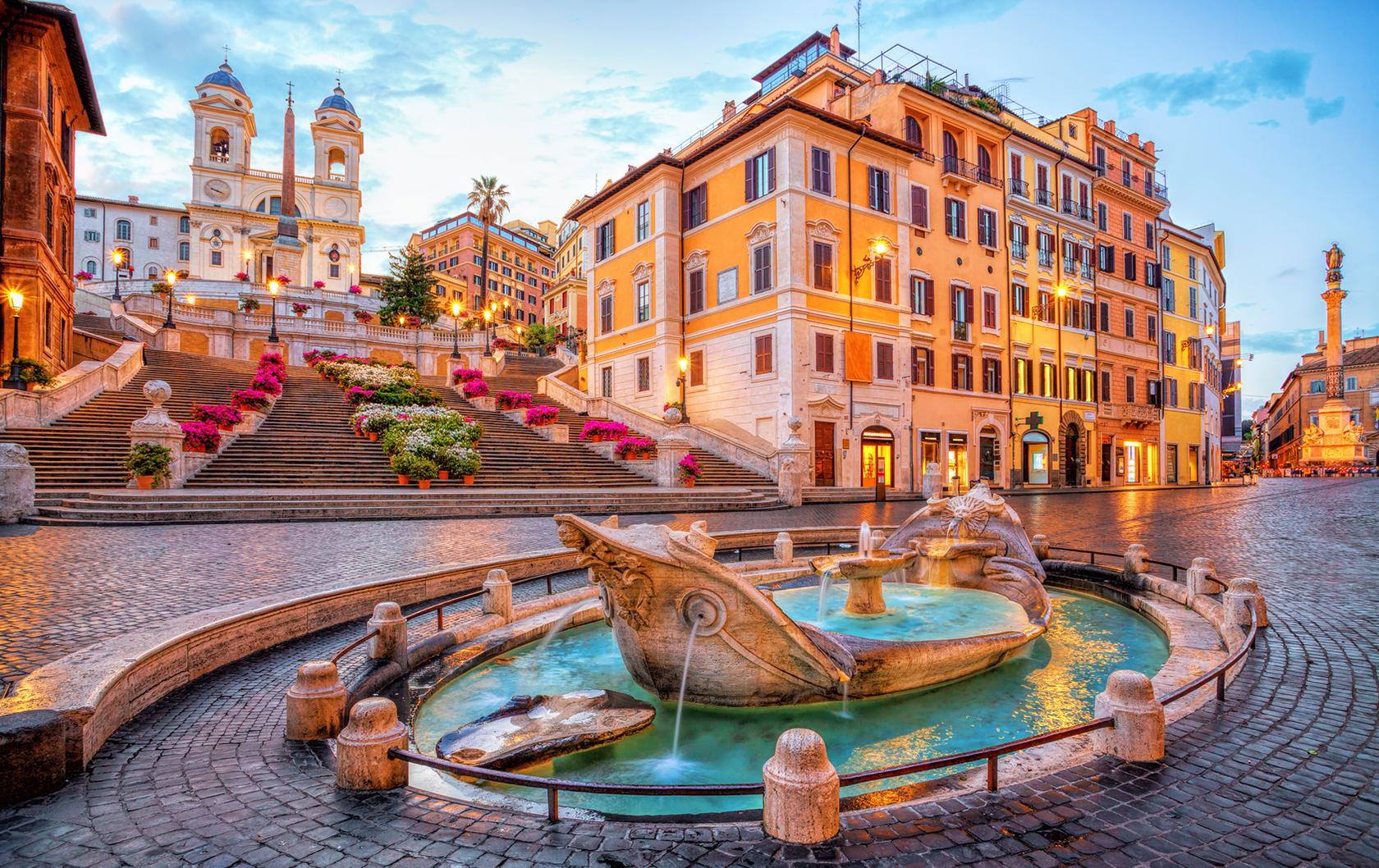 shoppin in Rome